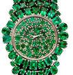 Backes & Strauss Royal Collectoin Piccadilly Princess Royal Emerald Green