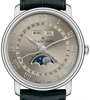 6654-1504-55 Blancpain Villeret Moon Phase