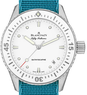 5100-1127-NAT Blancpain Fifty Fathoms