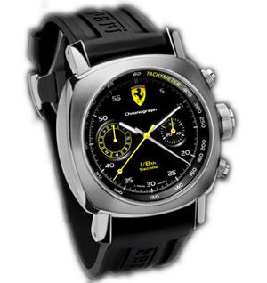 Officine Panerai Limited Edition Panerai For Ferrari FER00025