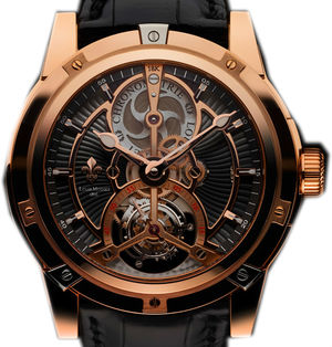 LM-14.44.35 Louis Moinet Tourbillon