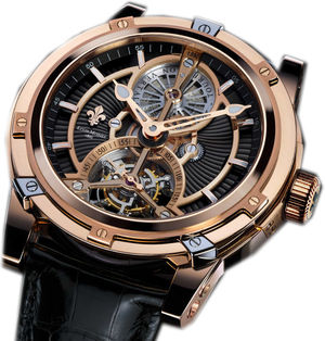 LM-35.50.55 Louis Moinet Tourbillon