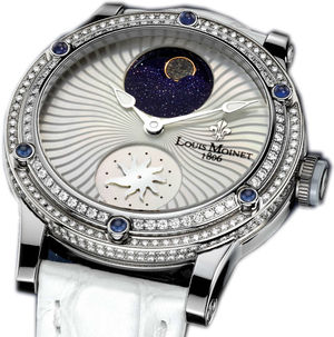 LM-32.20DDS.80 Louis Moinet Limited Edition