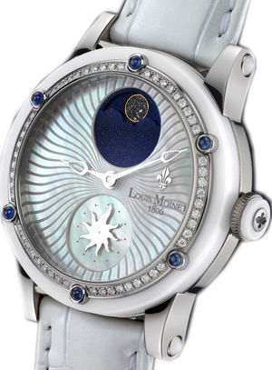 LM-32.20DS.80 Louis Moinet Limited Edition