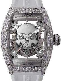 Steel Diamond Cvstos Challenge Jet-Liner Inkvaders Skull