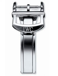IWA13953 IWC часы Folding clasp 18mm in Stainless Steel
