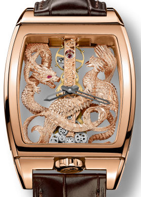 Corum Golden Bridge B113/02615