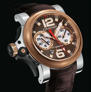 Graham Rare Watches 2TRAG.C01A.B72