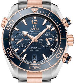 Omega Planet Ocean Chronograph 215.20.46.51.03.001