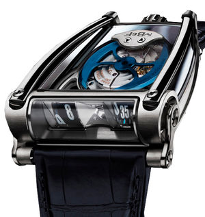 80.WTL.B MB&F Horological Machines
