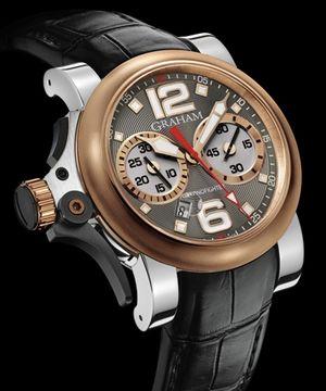 Graham Rare Watches 2TRAG.B04A.C71B