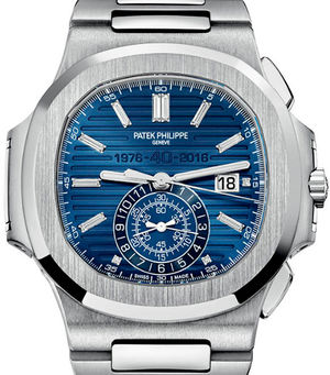 Patek Philippe Nautilus 5976/1G 40th Anniversary Limited Edition