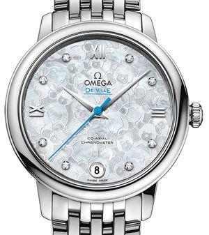 Omega De Ville Prestige 424.10.33.20.55.004