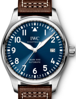 IWC Pilots Watches Classic IW327004