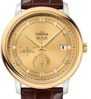 Omega De Ville Prestige 424.23.40.21.58.001