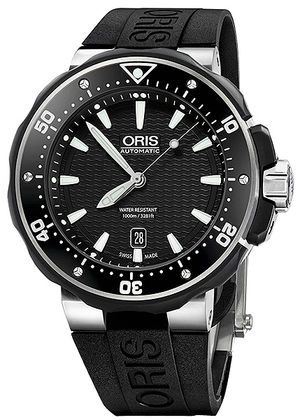 Oris Diving Collection 01 733 7682 7154-07 4 26 34TEB