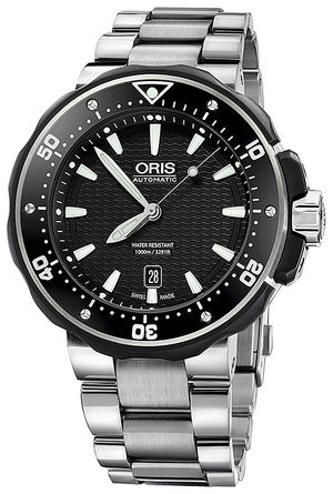 01 733 7682 7154-07 8 26 75PEB Oris Diving Collection