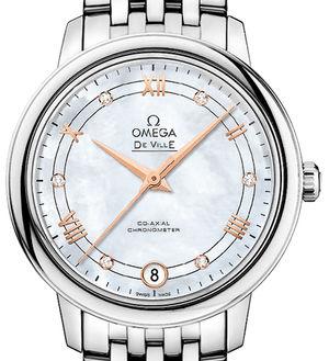 Omega De Ville Prestige 424.10.33.20.55.002