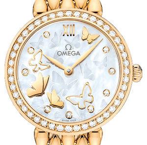 424.55.27.60.55.005 Omega De Ville Prestige Dewdrop