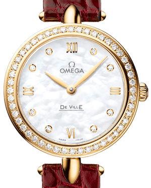 424.58.27.60.55.001  Omega De Ville Prestige Dewdrop
