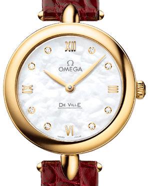 424.53.27.60.55.001  Omega De Ville Prestige Dewdrop