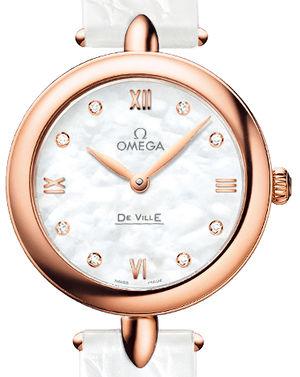 424.53.27.60.55.002 Omega De Ville Prestige Dewdrop