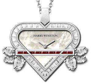 Harry Winston Haute Jewelry HJTQHM26WW004