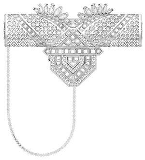 Harry Winston Haute Jewelry HJTQHM51WW001