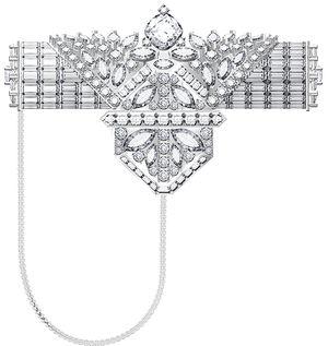 Harry Winston Haute Jewelry HJTQHM54WW001