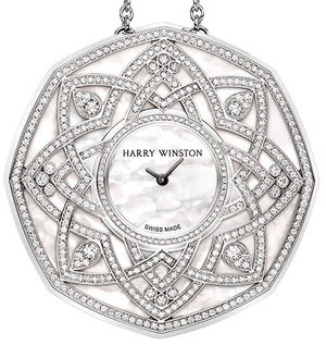 HJTQHM48WW001 Harry Winston Haute Jewelry