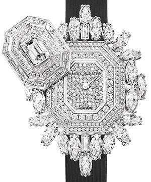Harry Winston Haute Jewelry HJTQHM32WW001