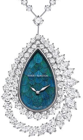 Harry Winston Haute Jewelry HJTQHM00PP021