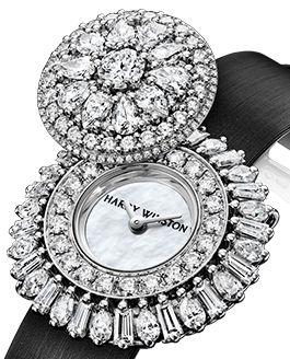Harry Winston Haute Jewelry HJTQHM27WW001