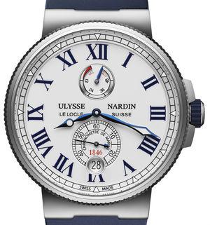 1183-122-3/40 Ulysse Nardin Marine Chronometer