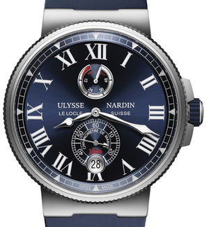 1183-122-3/43 Ulysse Nardin Marine Chronometer