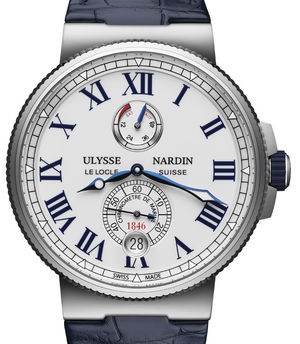 1183-122/40 Ulysse Nardin Marine Chronometer