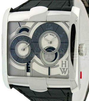 AVSATZ45WW004  Harry Winston Avenue Squared A2