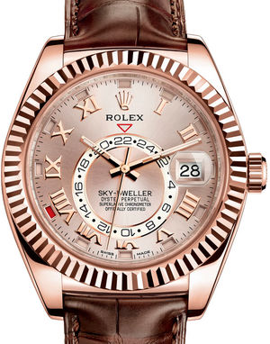 Rolex Sky-Dweller 326135 Sundust