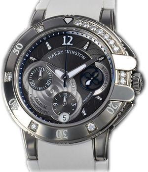 Harry Winston Ocean Sport Chronograph and Diver OCSACH38ZZ002