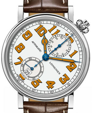L2.812.4.23.2 Longines Heritage Collection
