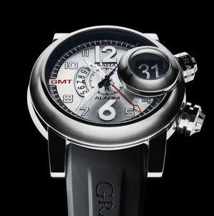 Graham Rare Watches 2SWASGMT.S01A.K06B