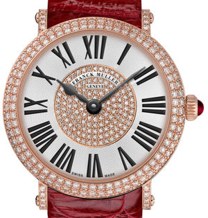 8038 QZ D CD 1P Franck Muller Round collection