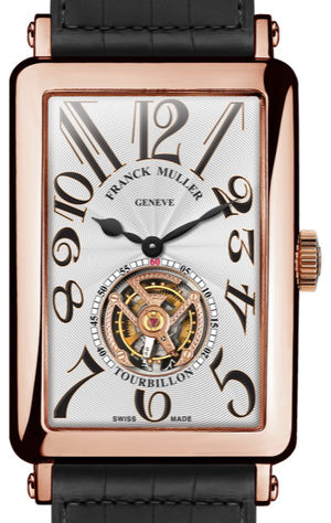 1200 T Long Island Rose Gold Franck Muller Long Island