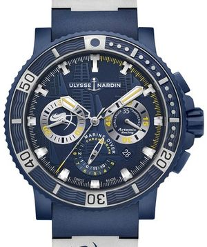 353-98LE-3/ARTEMIS Ulysse Nardin Diver Chronograph