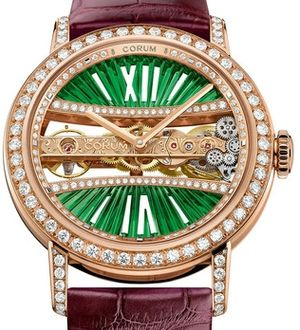 Corum Golden Bridge B113/03168 - 113.000.85/0F90 DV91R