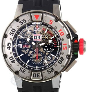 RM 032 Titanium Richard Mille Mens collectoin RM 001-050