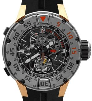 RM 025 Tourbillon Chronograph Richard Mille Mens collectoin RM 001-050