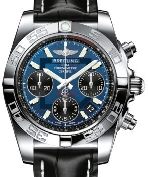 AB014012|C830|729P|A18D.1 Breitling Chronomat 41