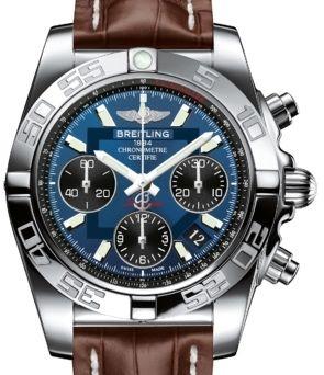 AB014012|C830|725P|A18D.1 Breitling Chronomat 41