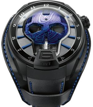 151-DL-47-NF-BV HYT Skull Collection